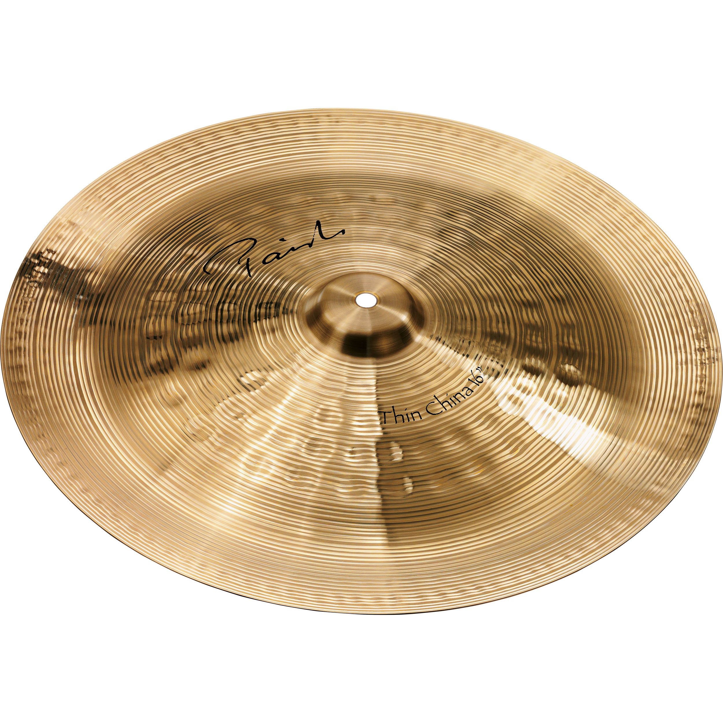 "Paiste 16"" Signature Series Thin China Cymbal"