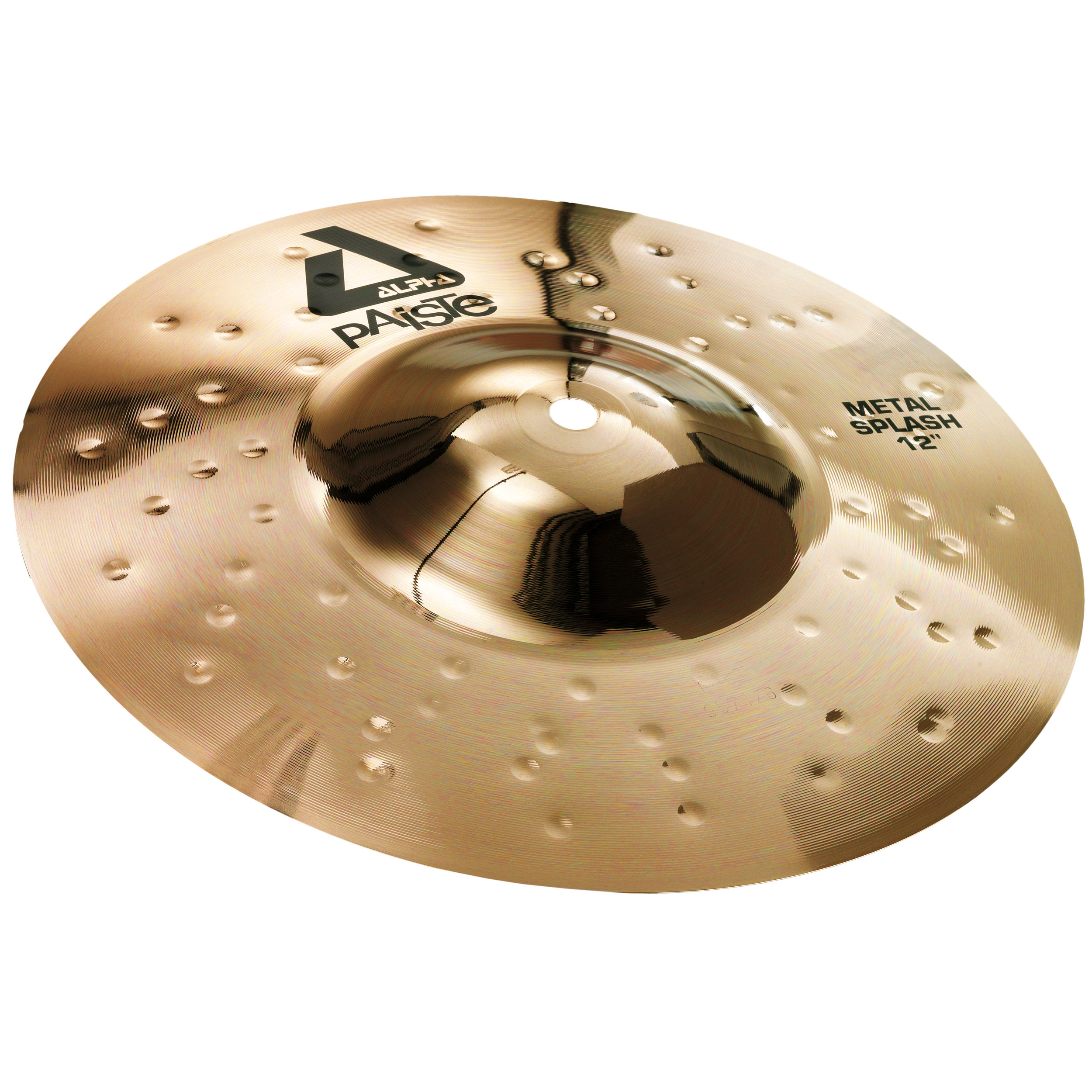 "Paiste 12"" Alpha B Metal Splash Cymbal"