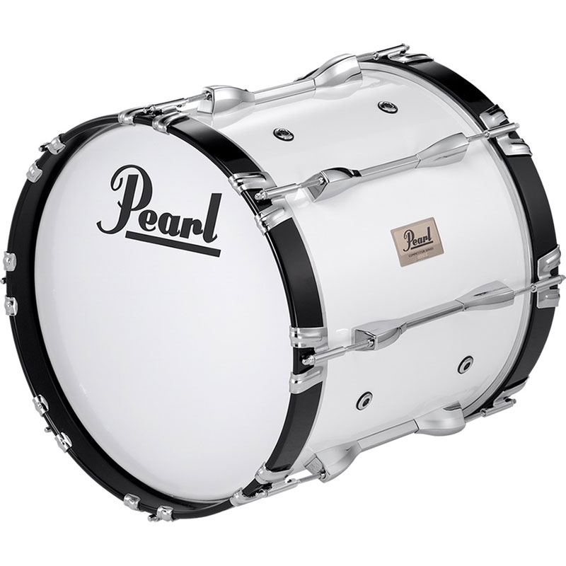 "Pearl 24"" Competitor Marching Bass Drum"