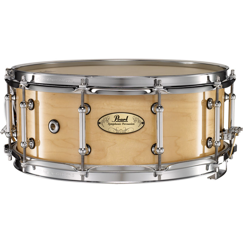 "Pearl 14"" x 5.5"" Maple Concert Snare Drum"