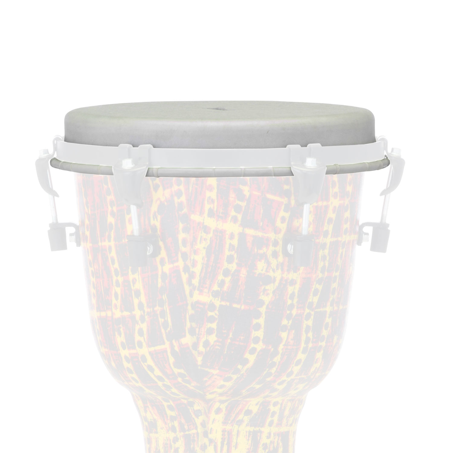 "Pearl Synthetic Head for 14"" Top Tuned Djembe"
