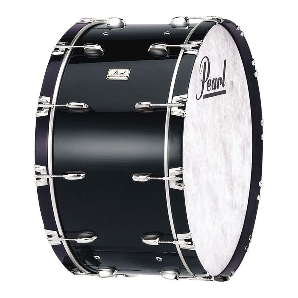 "Pearl 36"" (Diameter) x 18"" (Deep) Concert Series Kapur Bass Drum"
