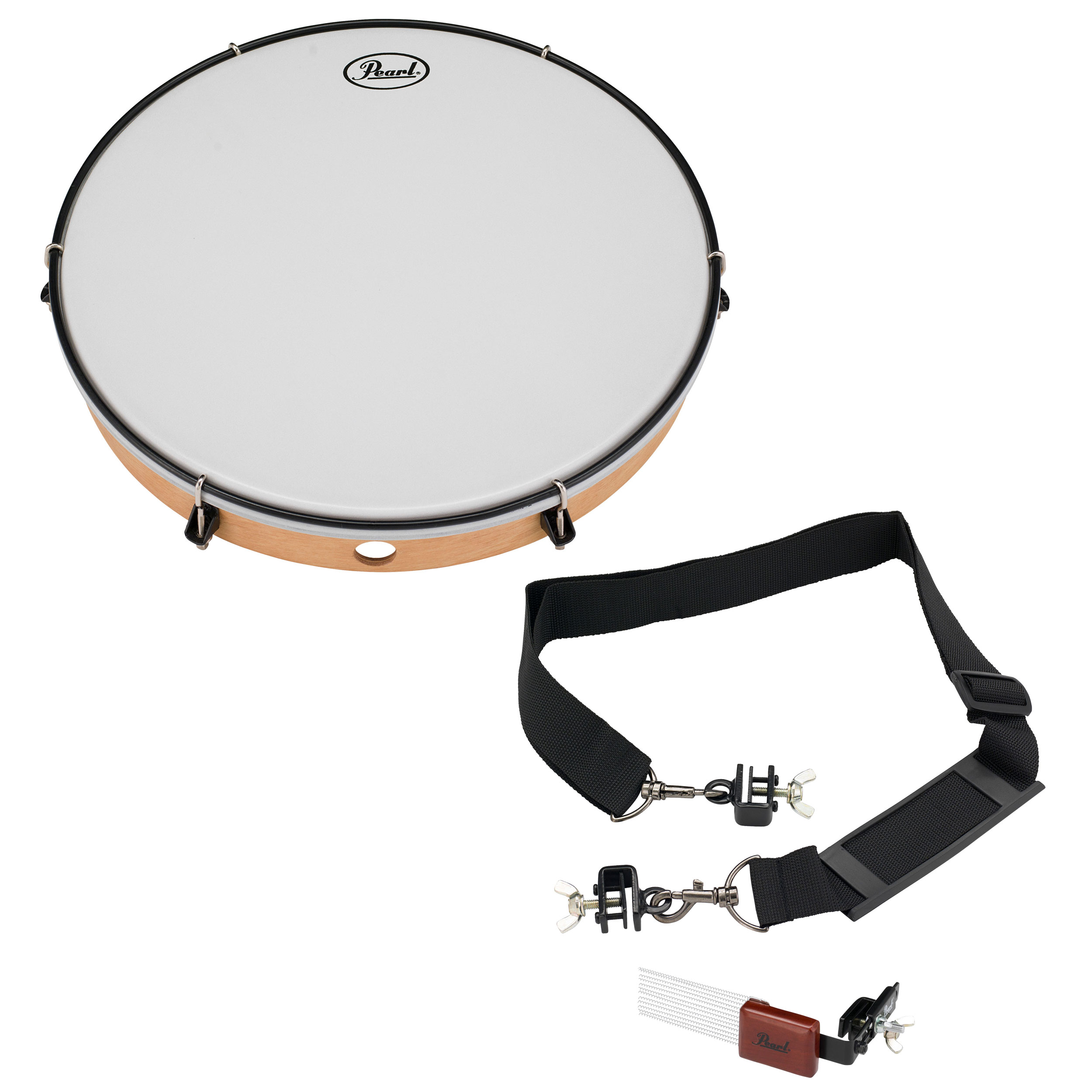 Pearl Hip Kit Frame Drum/Snare Slap Pack