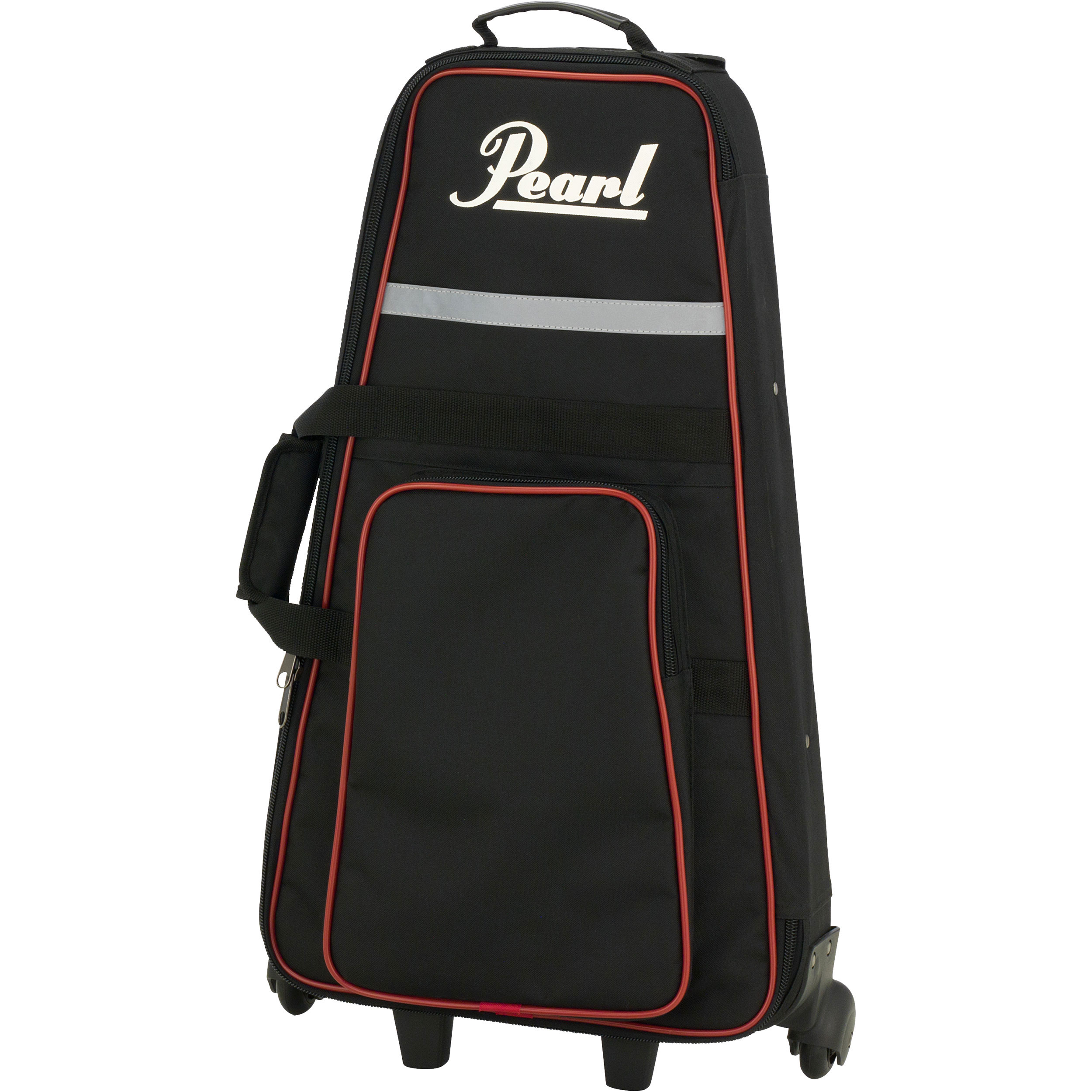 Pearl Carrying Case with Built-In Wheels for PK910C
