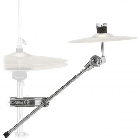 Pearl CH70 Cymbal Holder with Quick-Release Gear Tilter