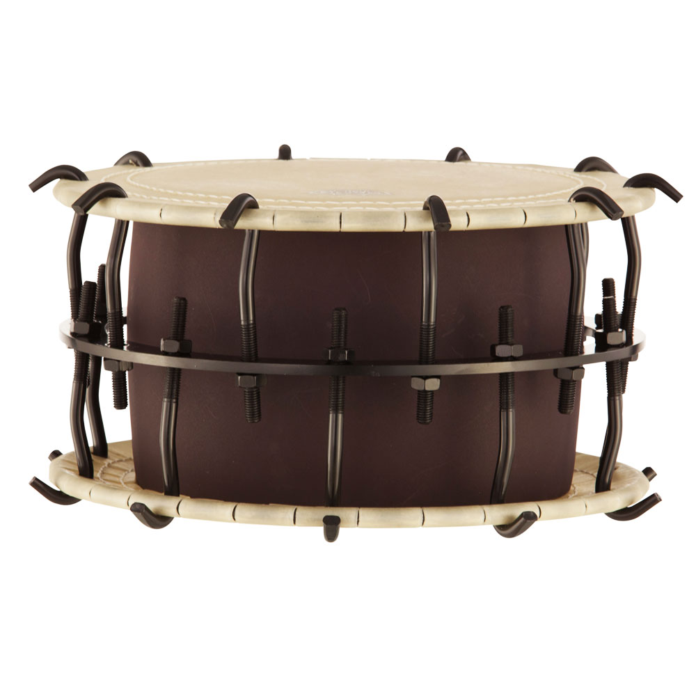 "Pearl 10"" Field Percussion Shime Taiko Drum"