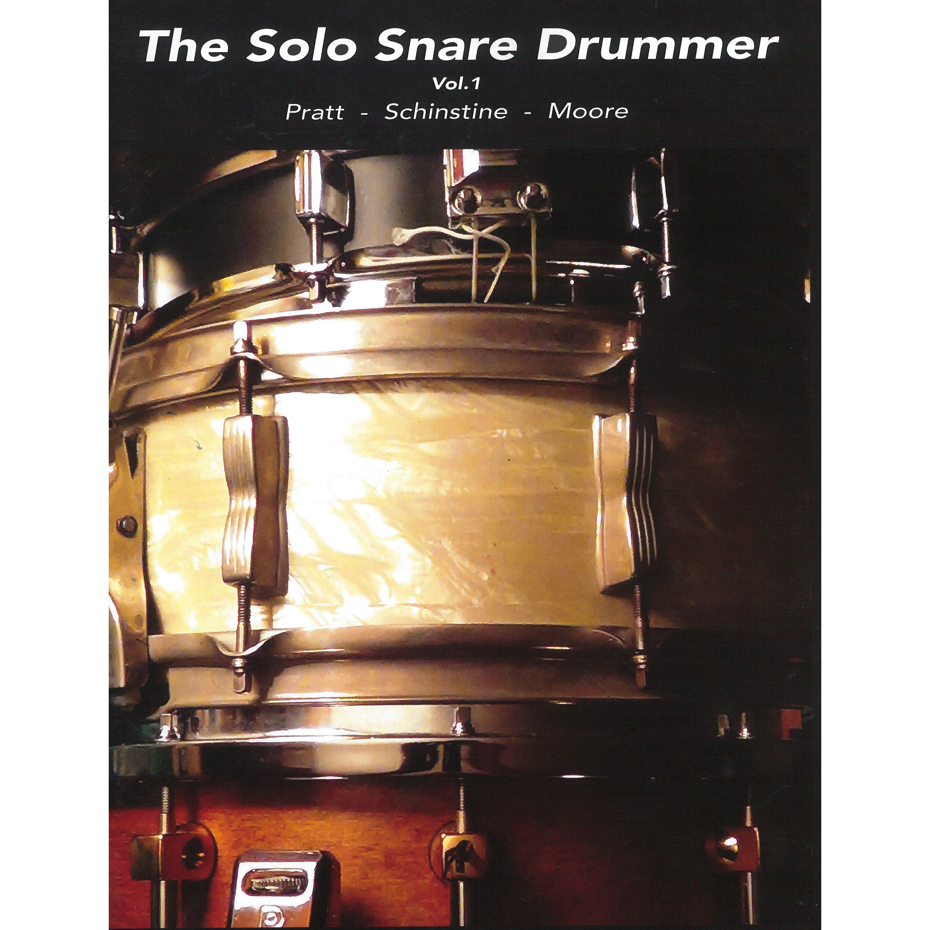 The Solo Snare Drummer Vol. 1 by Various