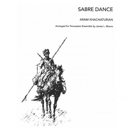 Sabre Dance by Aram Khachaturian arr. James L. Moore