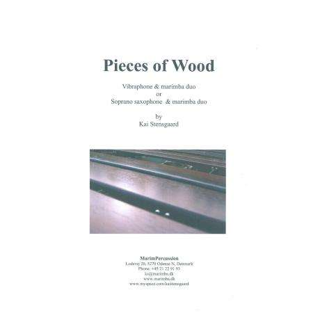 Pieces of Wood (Vibraphone & Marimba) by Kai Stensgaard