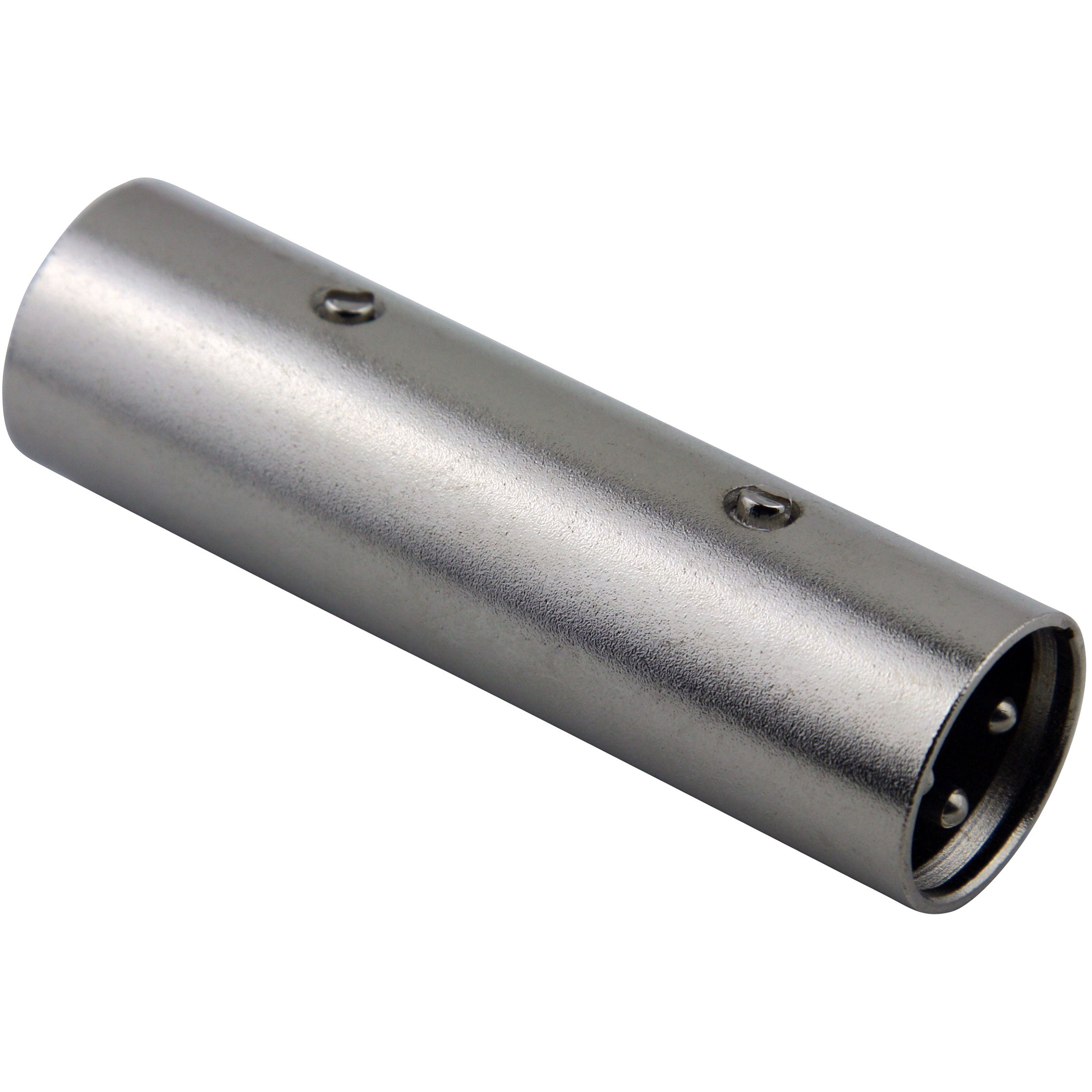Pig Hog Solutions Male XLR to Male XLR Balanced Adapter