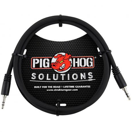 Pig Hog Solutions 9' 3.5mm TRS to 3.5mm TRS Cable