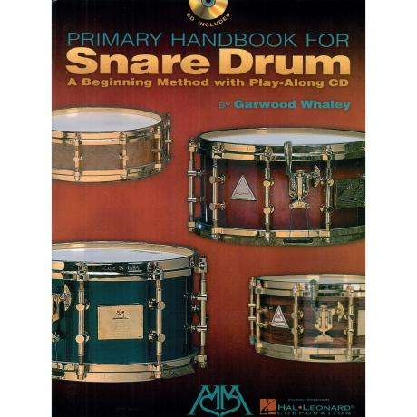 Primary Handbook for Snare Drum by Garwood Whaley