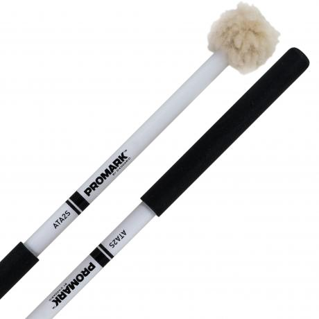 Promark ATA2S AT Marching Series Puffy Marching Tenor Mallets