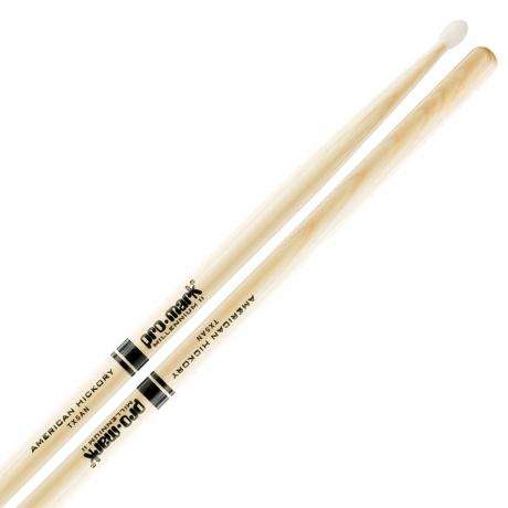 Promark American Hickory 5A Nylon Tip Drumsticks