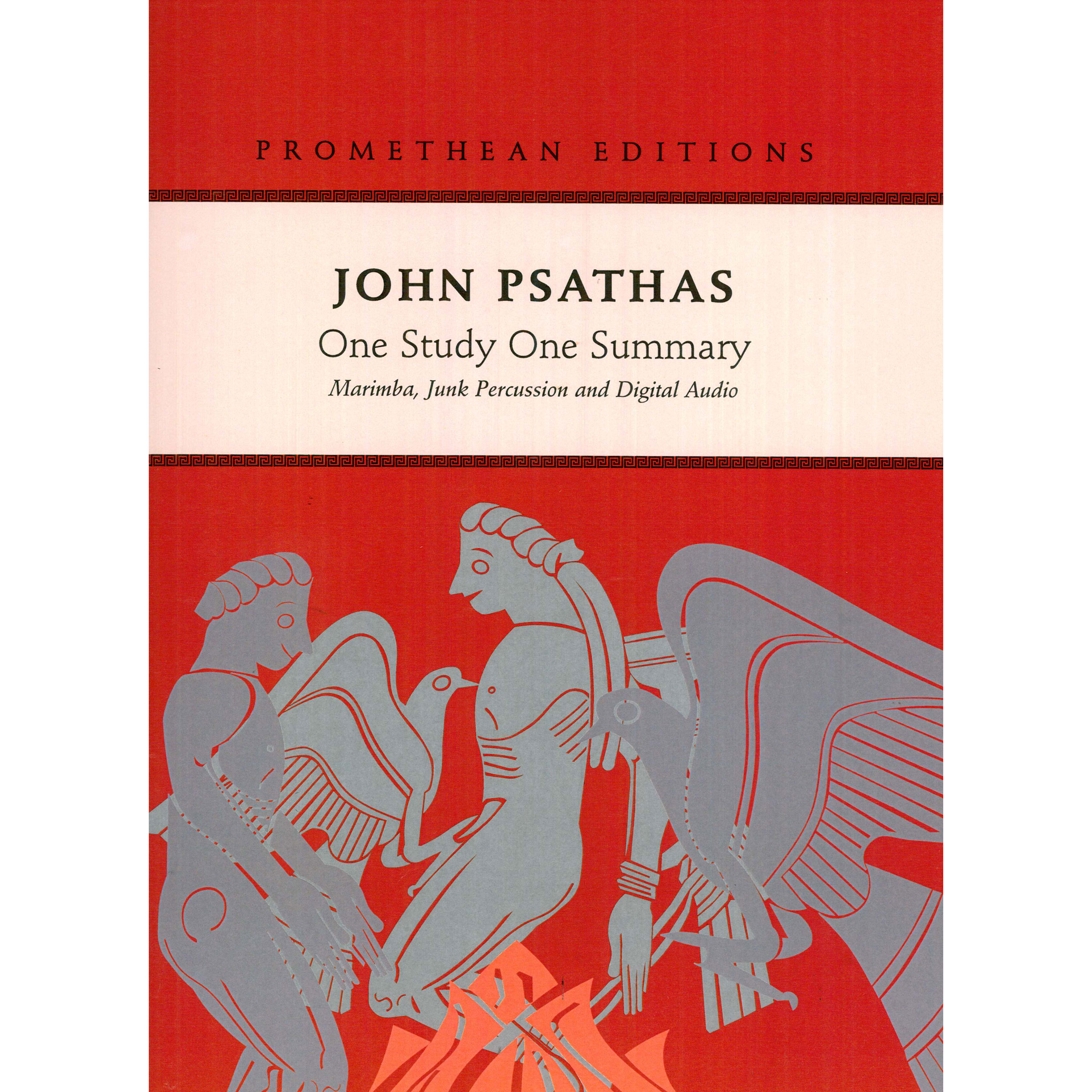 One Study One Summary by John Psathas