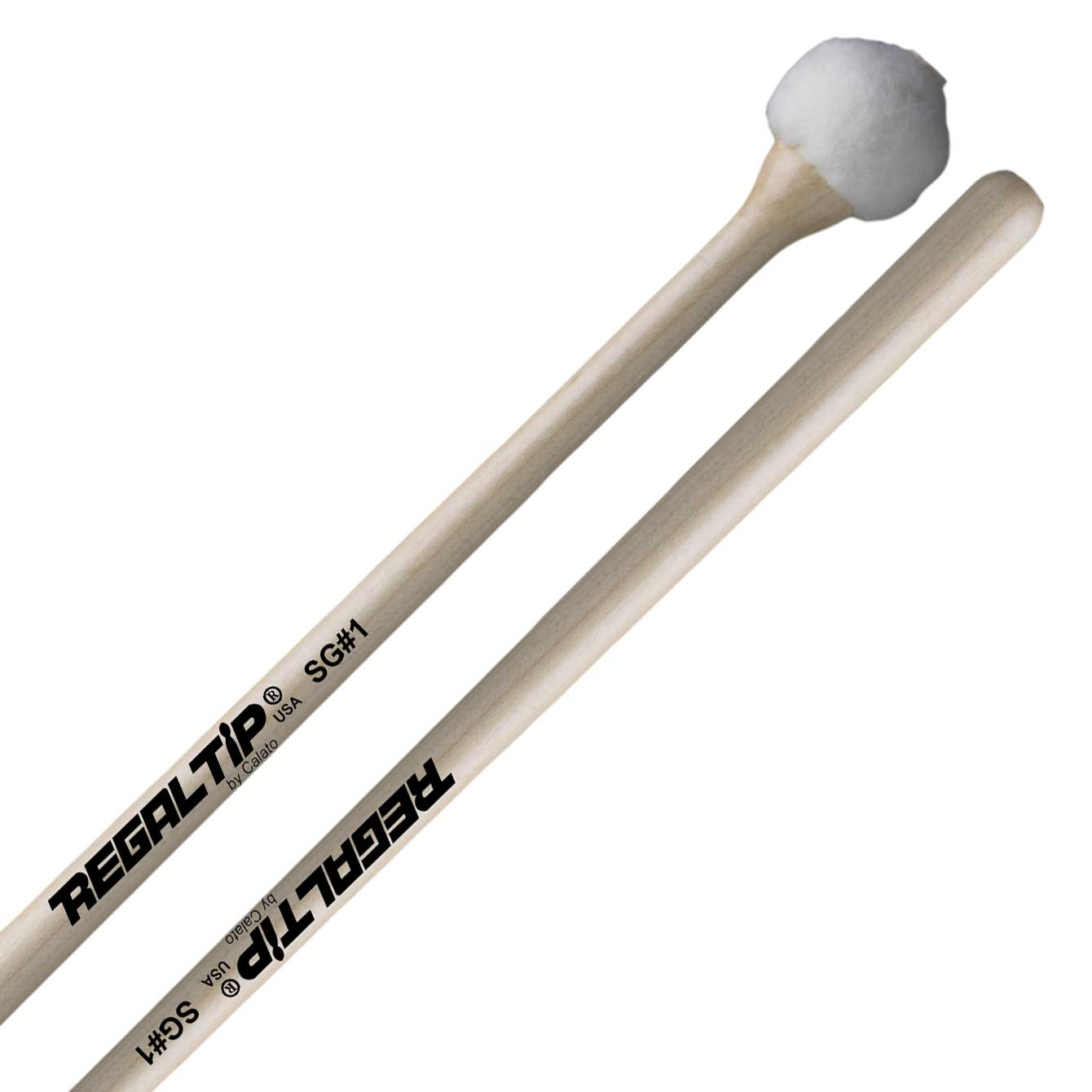 Regal Tip Saul Goodman Signature #1 Hard Timpani Mallets