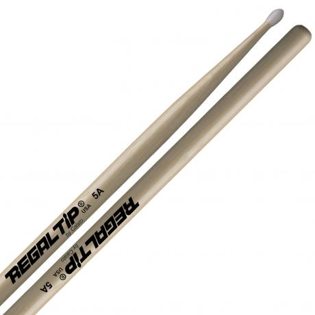 Regal Tip Classic Series 5A Nylon Tip Drumsticks