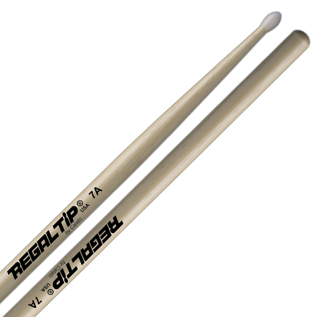 Regal Tip Classic Series 7A Nylon Tip Drumsticks