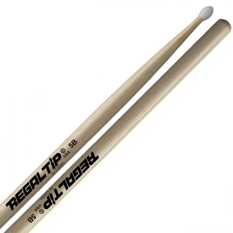 Regal Tip Classic Series 5B Nylon Tip Drumsticks