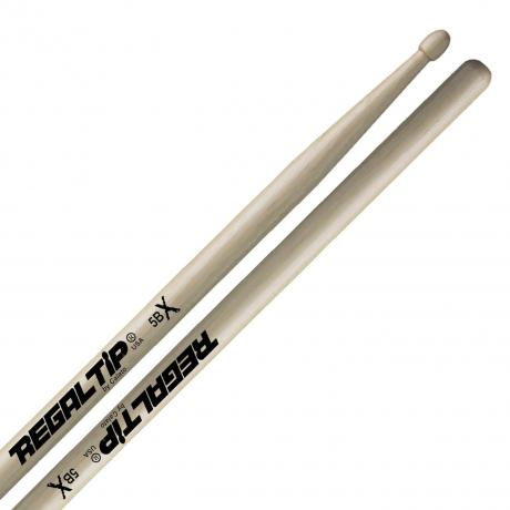 Regal Tip X Series 5B Wood Tip Drumsticks