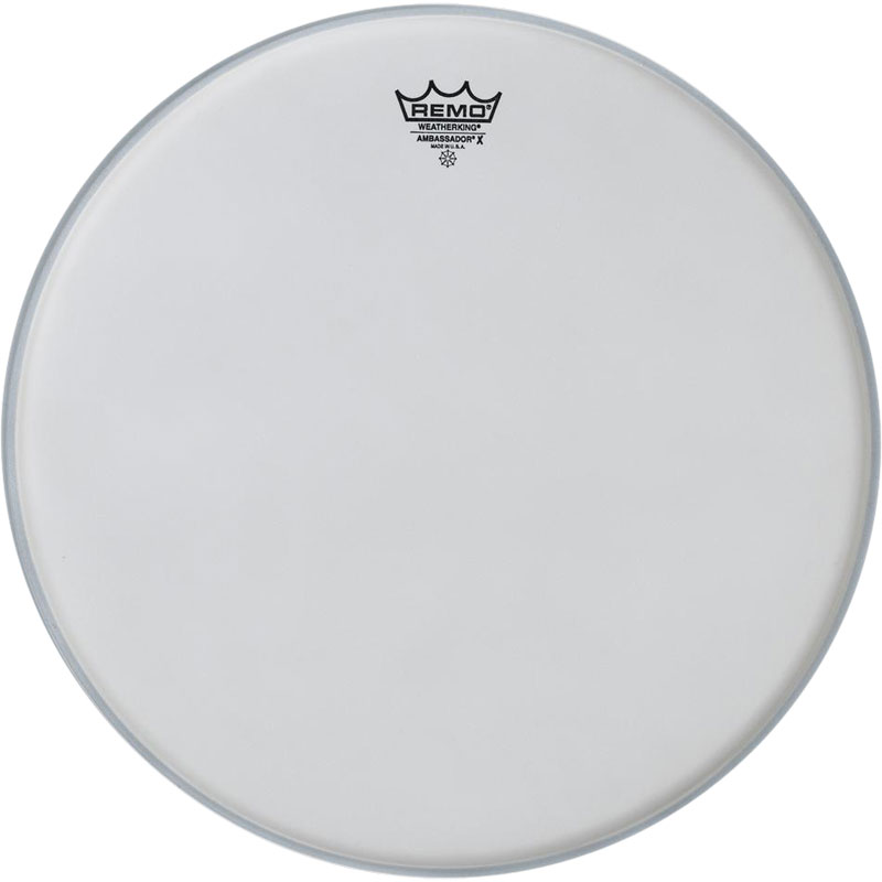 "Remo 15"" Ambassador X Coated Drum Head"