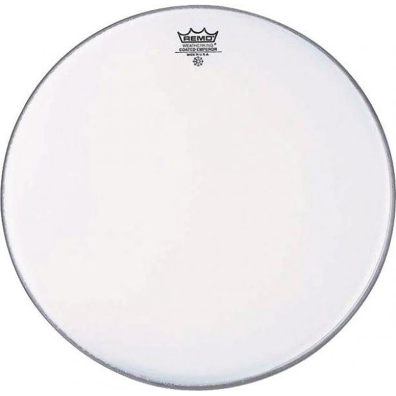 "Remo 24"" Emperor Coated Bass Drum Head"