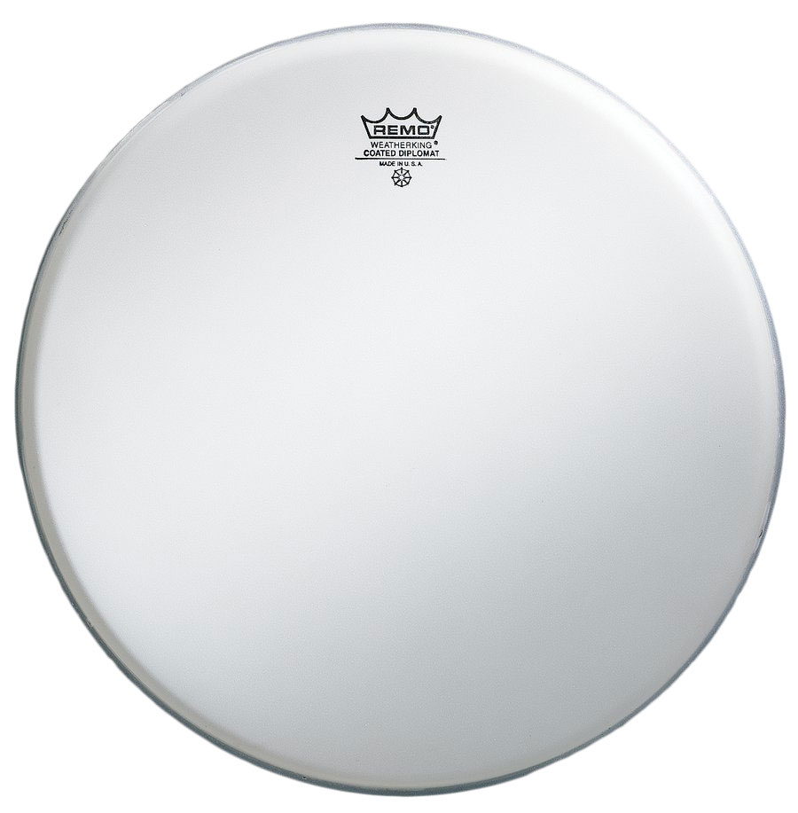 "Remo 14"" Diplomat Coated Drum Head"