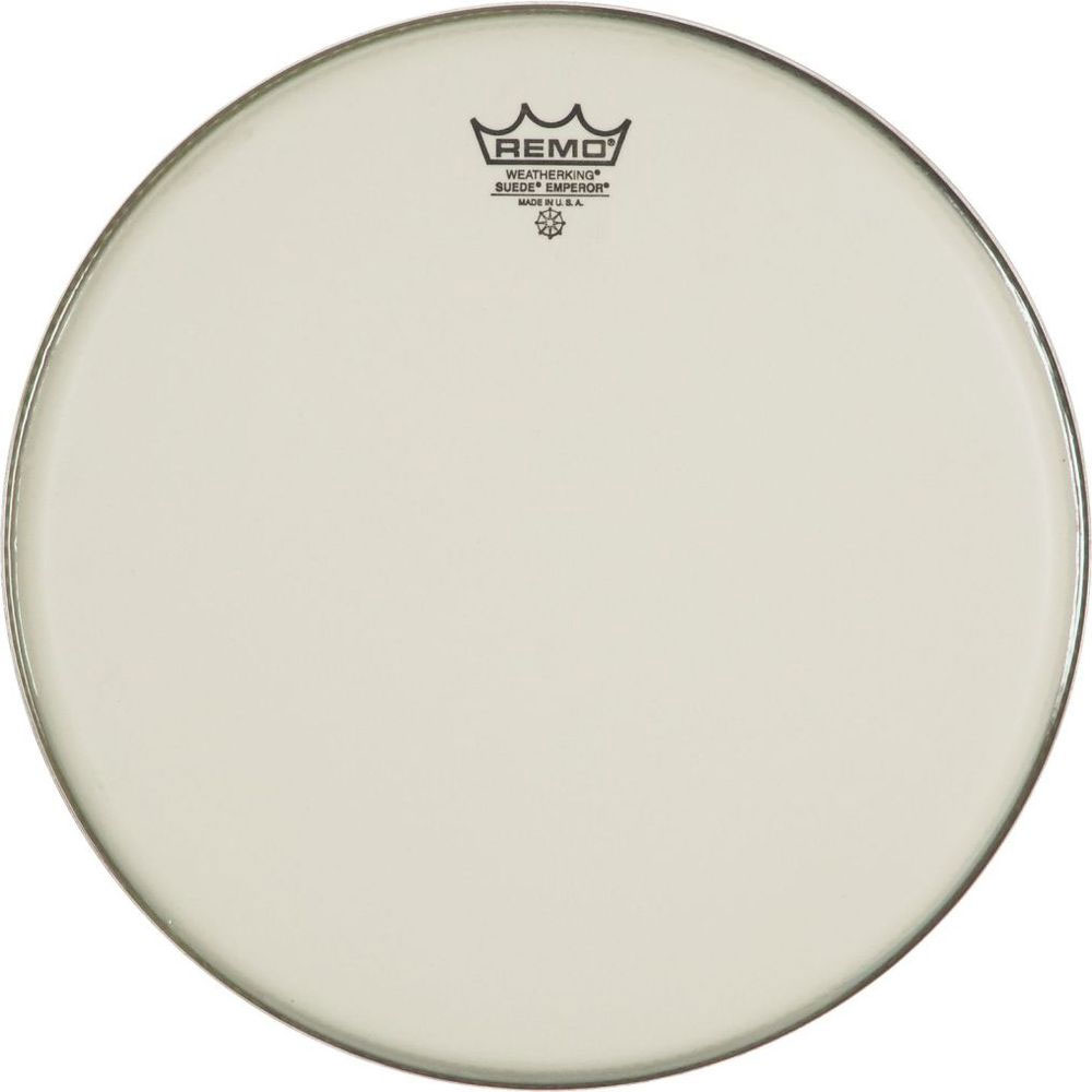 "Remo 13"" Emperor Suede Drum Head"