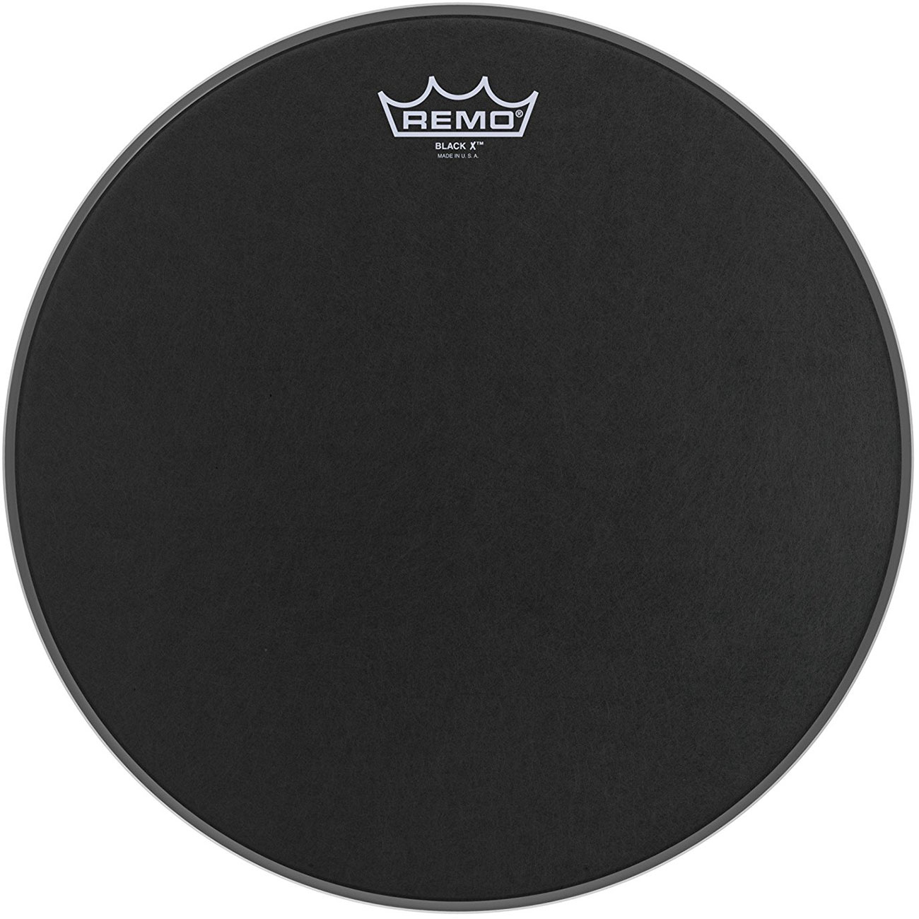 "Remo 14"" Emperor Black X Drum Head"