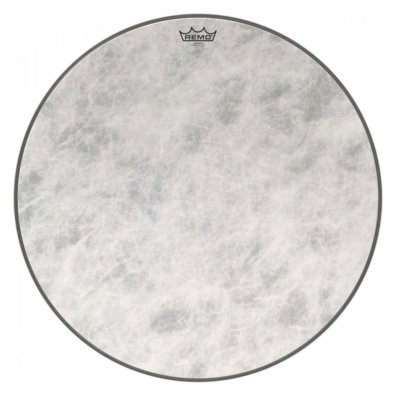 "Remo 26"" Fiberskyn Heavy Concert Bass Drum Head"