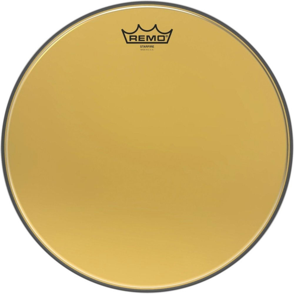 "Remo 14"" Gold Starfire Drum Head"