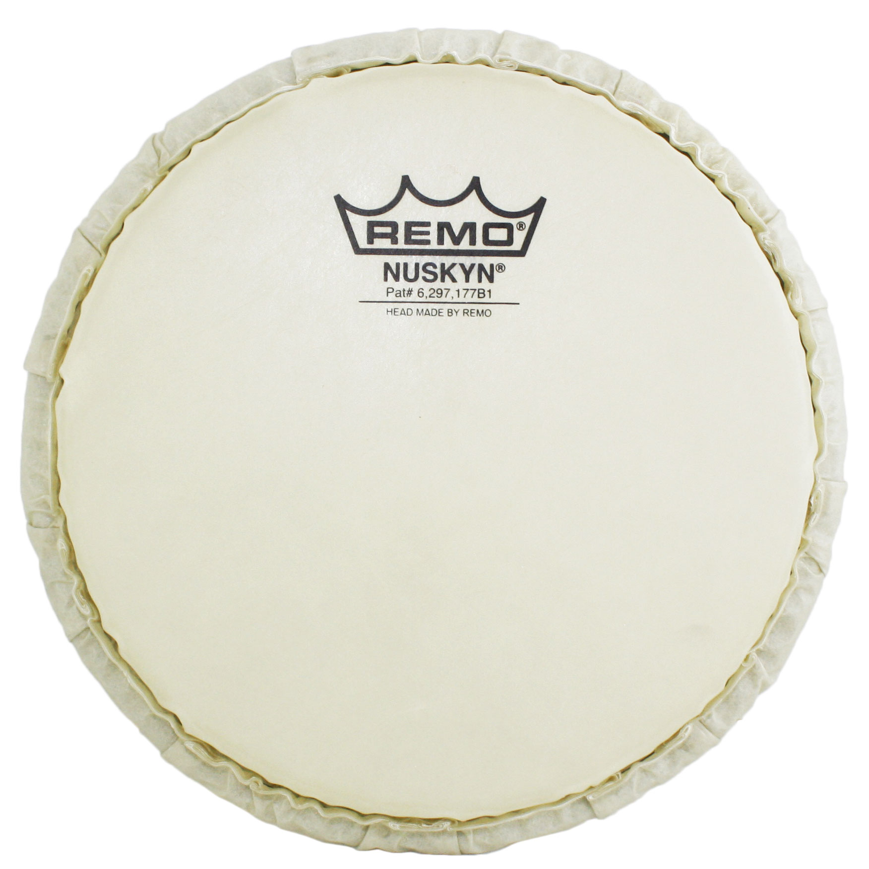 "Remo 7.15"" Tucked Nuskyn Bongo Drum Head"