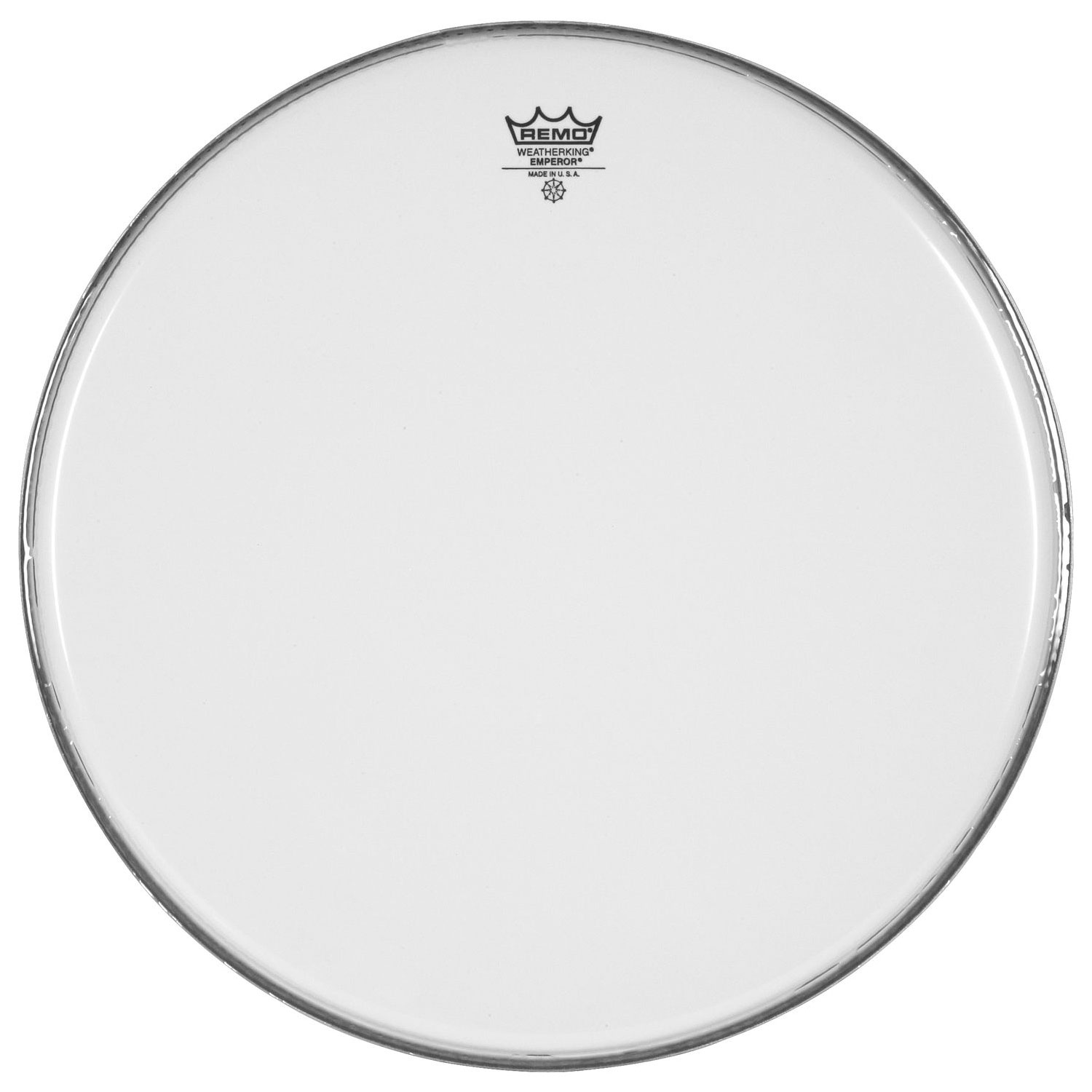 "Remo 10""/12""/14"" Emperor Clear Tom Drum Head Pack"