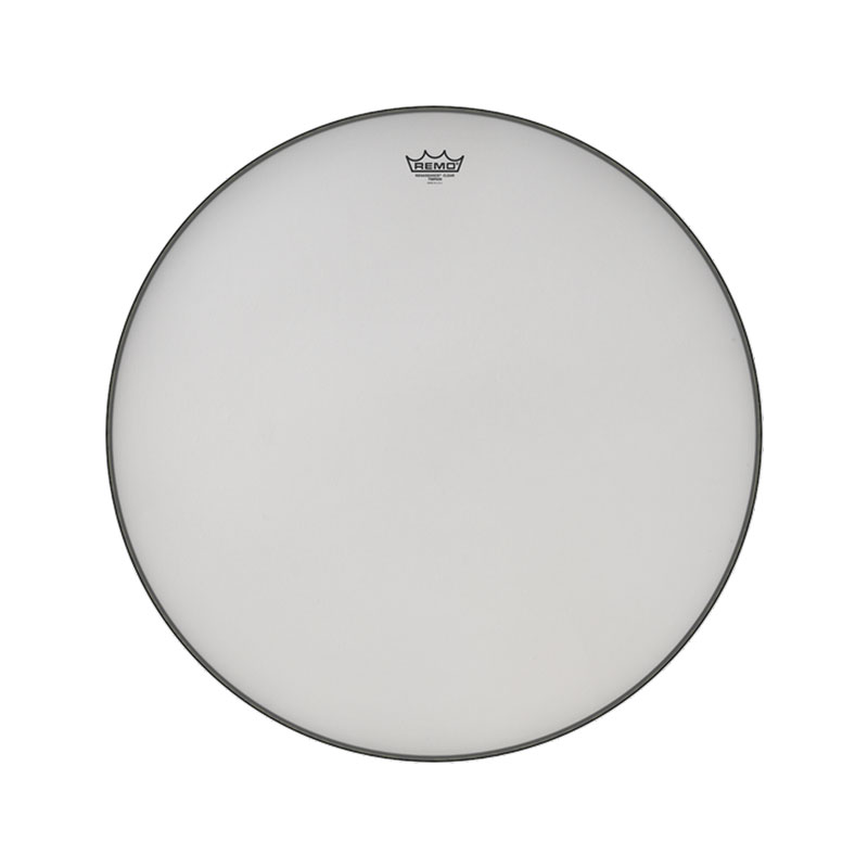 "Remo 22"" Renaissance Clear Timpani Drum Head with Standard Steel Insert"