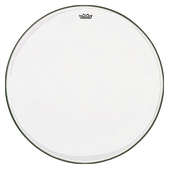"""Remo 28"""" RC-Series (Renaissance) Clear Timpani Head with Low-Profile Steel Insert Ring"""