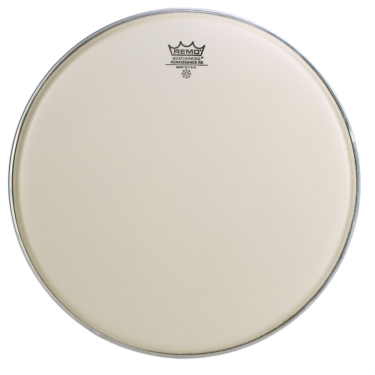 "Remo 8"" Emperor Renaissance Crimplock Marching Tenor Drum Head"
