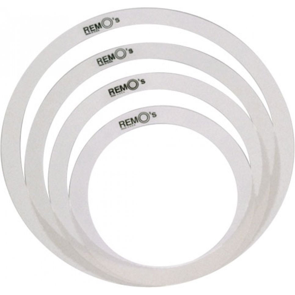 "Remo 10-12-13-16"" Rem-O-Ring Pack"