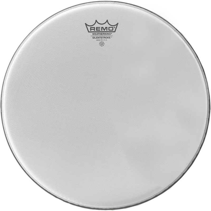 "Remo 18"" Silentstroke Mesh Bass Drum Head"