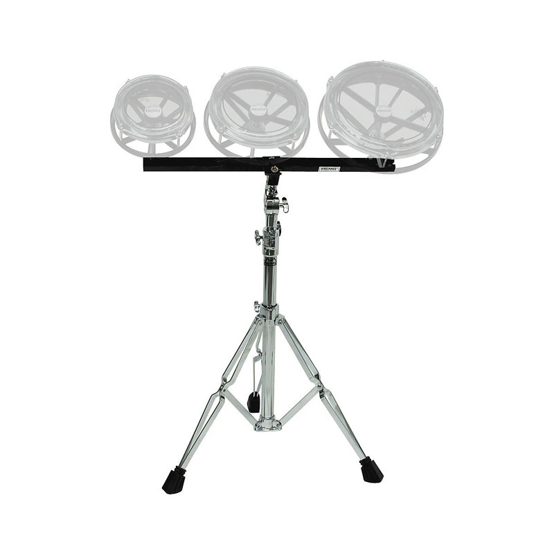 "Remo Rototom Stand with 24"" Mounting Bar"