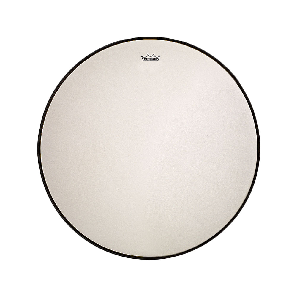 "Remo 28"" TC-Series (Custom) Hazy Timpani Head with Aluminum Insert Ring"