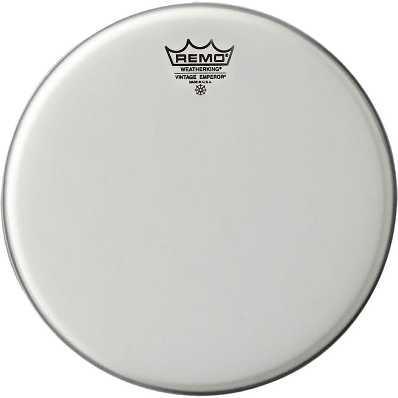 "Remo 15"" Emperor Vintage Coated Drum Head"