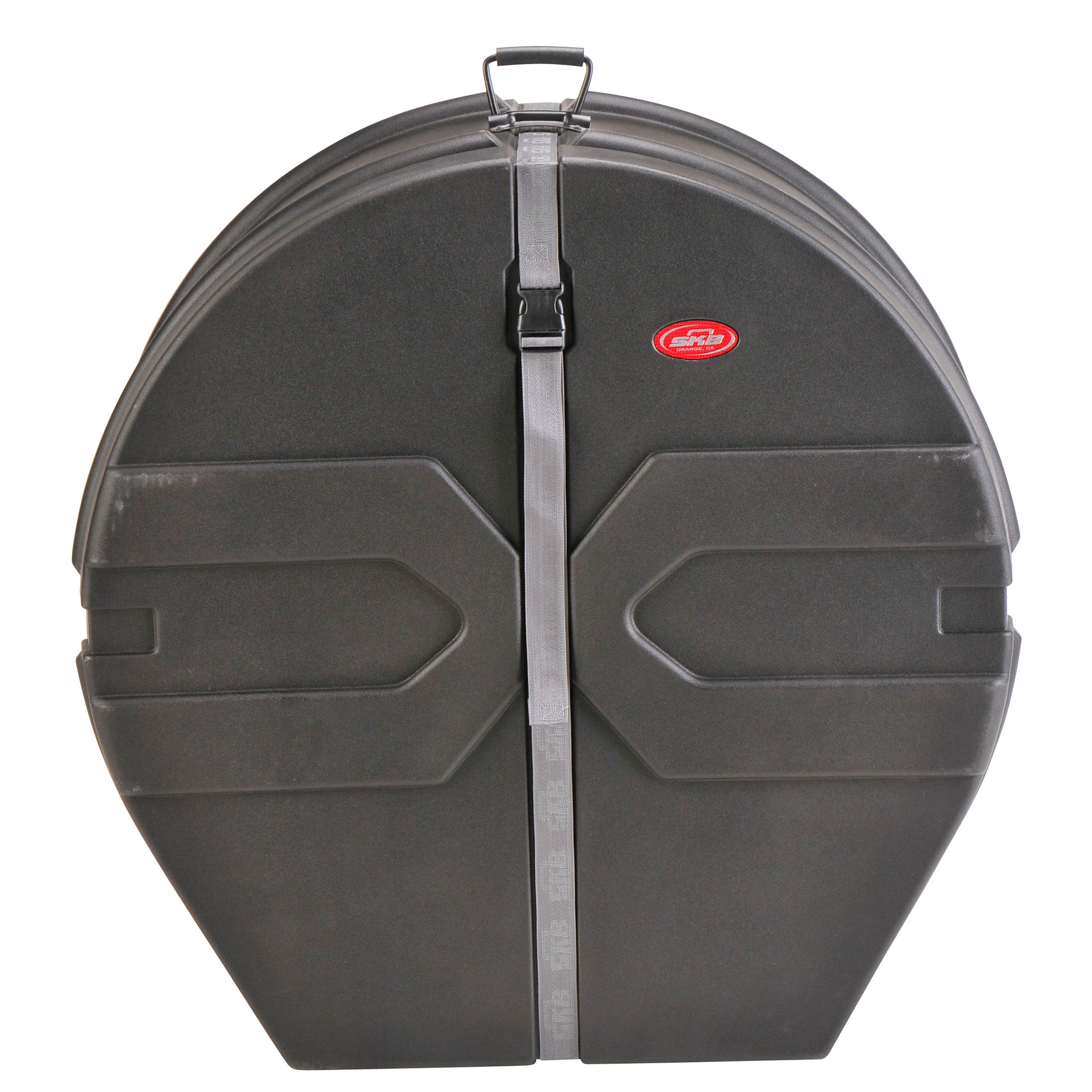 "SKB 16"" (Deep) x 32"" (Diameter) Marching Bass Case Padded Interior"