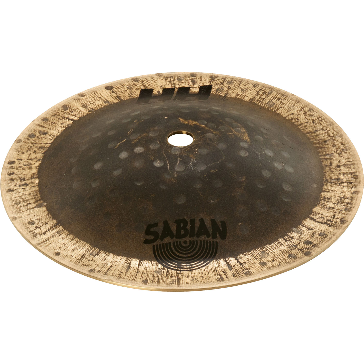 "Sabian 7"" Radia Cup Chime with Natural Finish"