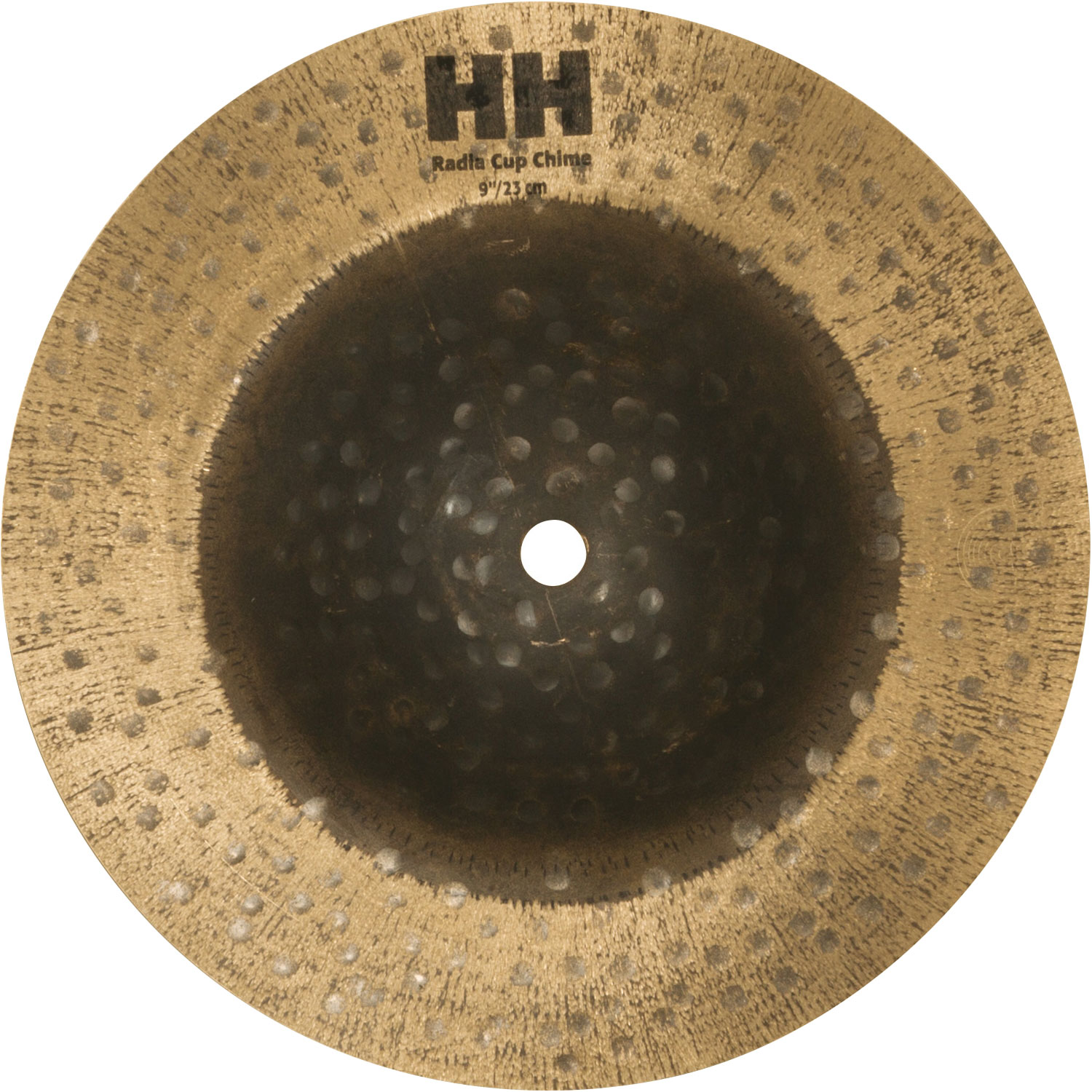 "Sabian 9"" Radia Cup Chime with Natural Finish"