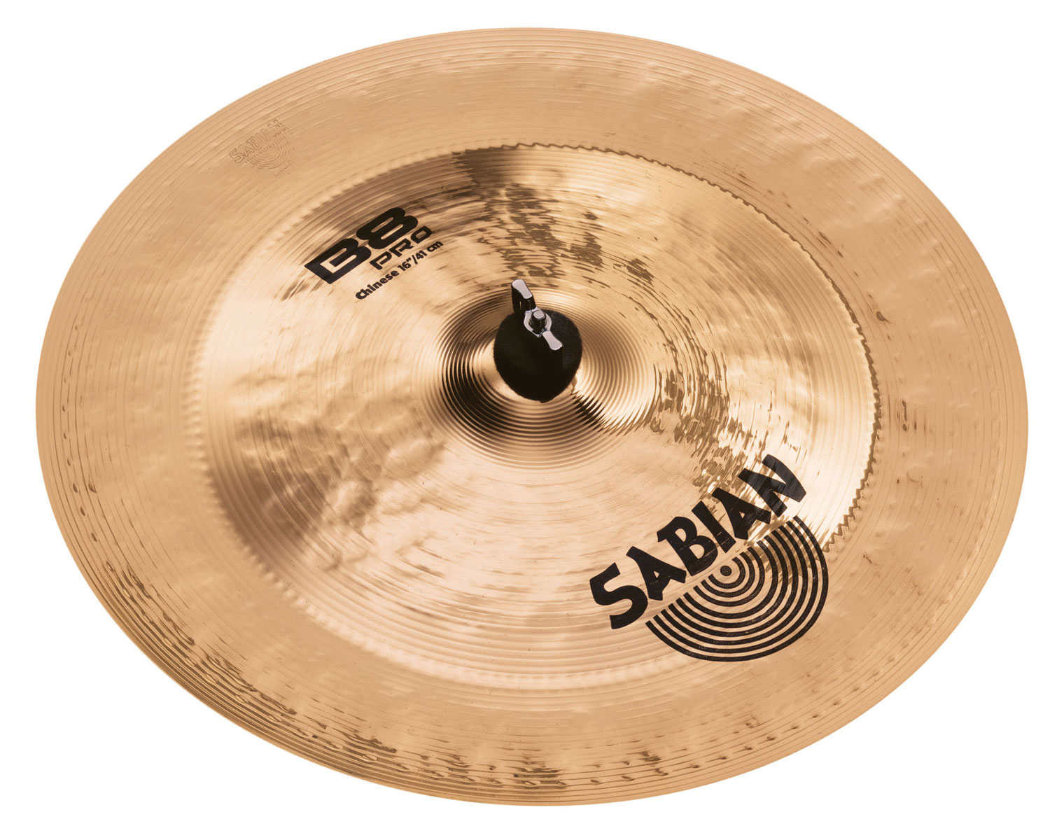 sabian 16 b8 pro chinese cymbal with brilliant finish 31616b. Black Bedroom Furniture Sets. Home Design Ideas