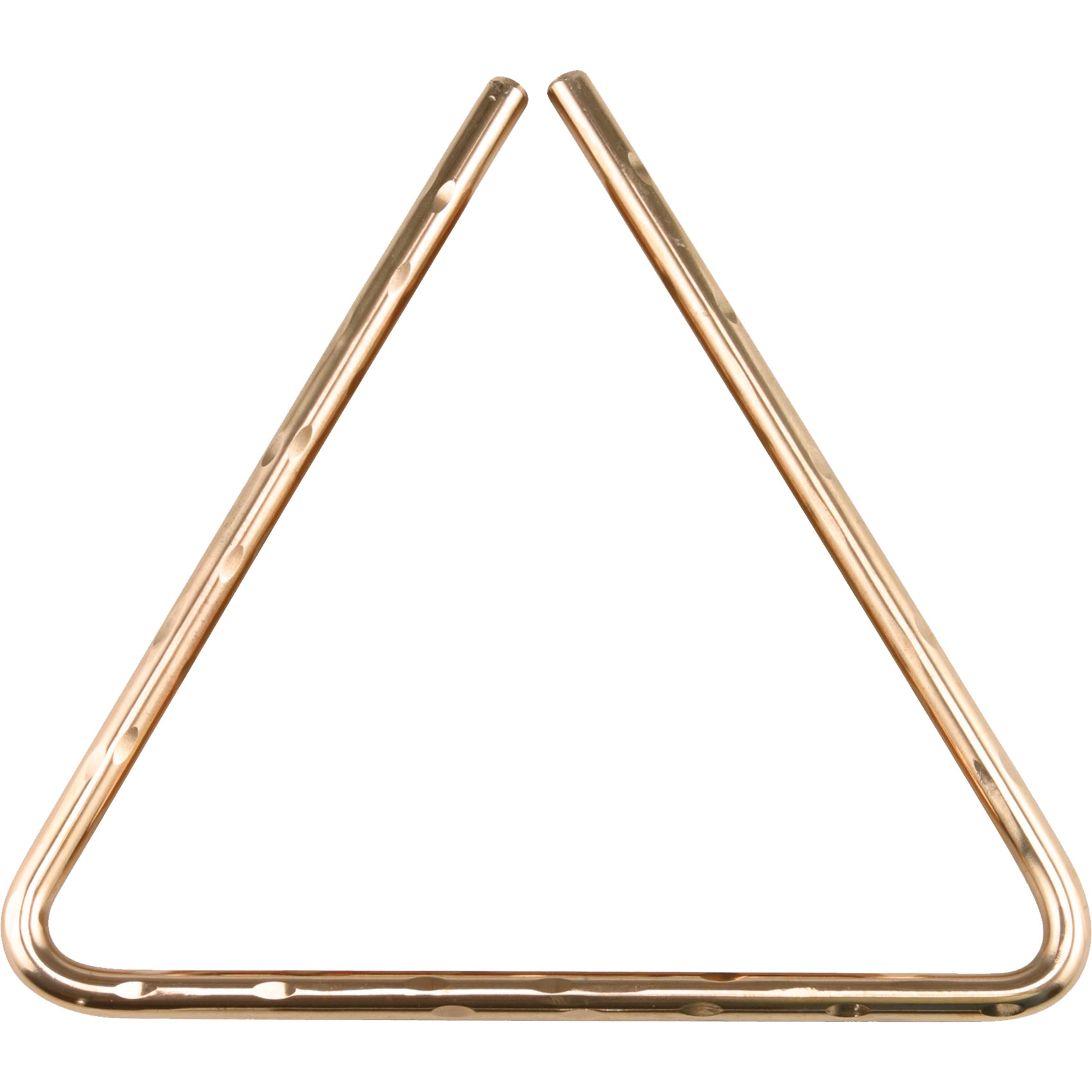 "Sabian 4"" Hand Hammered B8 Bronze Triangle"