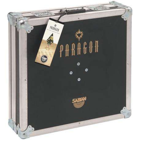 Sabian Paragon Neil Peart Complete 11-Pc Cymbal Box Set (2 Hi Hats, 4 Crashes, Ride, 2 Splashes, 2 Chinas)