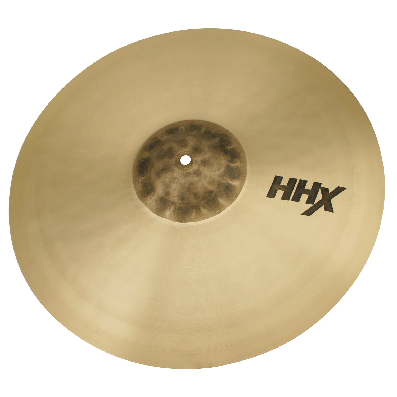 "Sabian 20"" HHX Suspended Cymbal with Brilliant Finish"