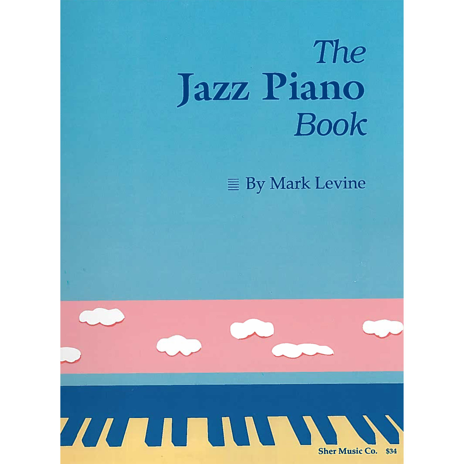The Jazz Piano Book by Mark Levine