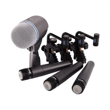 Shure DMK57-52 Drum Microphone Kit